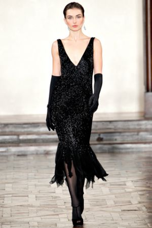 Dresses from the 1920s and 1930s - Ralph Lauren Fall 2012 RTW collection.jpg