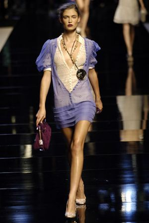 Fashion inspired by history - Blumarine SpringSummer 2006 collection.jpg