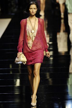 Fashion inspired by the 1920s and 1930s - Blumarine SpringSummer 2006 collection.jpg
