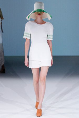 Fashion inspired by the 1920s and 1930s - Chalayan Spring 2013 RTW Collection.JPG