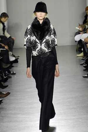 Fashion inspired by the 1920s and 1930s - Proenza Schouler - Fall 2007.jpg