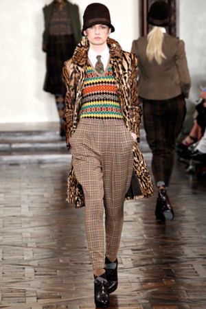 Historical fashion inspiration - Ralph Lauren Fall 2012 RTW collection.jpg