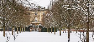 A wintry contrast - Highgrove House - Prince Charles country home.jpg