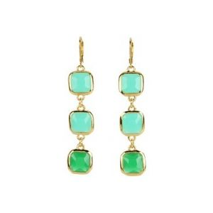 Kate Spade New York - Frame Of Mind Linear Earrings - Seafoam Emerald.jpg