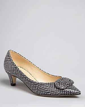 kate spade new york Pointed Toe Pumps - Simon Low Heel.jpg
