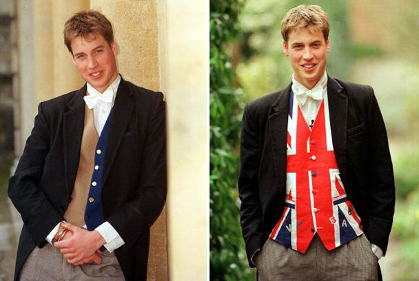 Royalty Prince William Pictures
