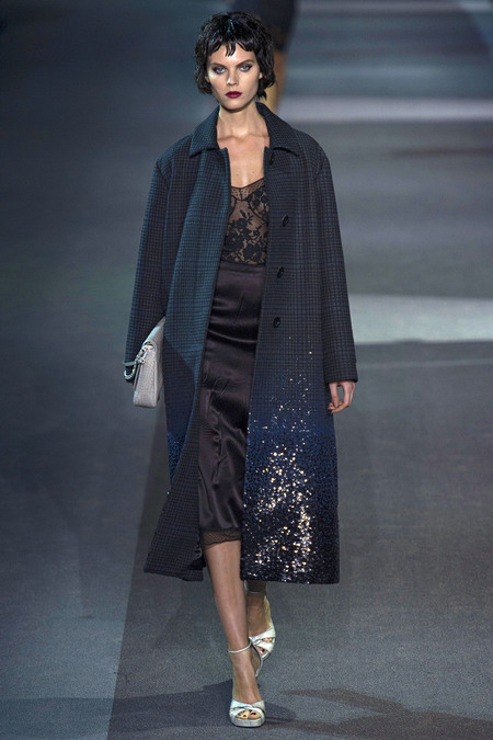 Runway: Louis Vuitton Fall 2013 RTW collection
