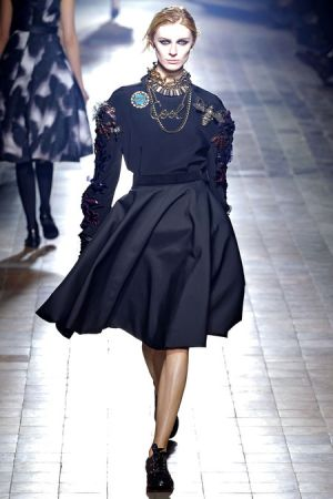 Lanvin Fall 2013 RTW collection46.JPG