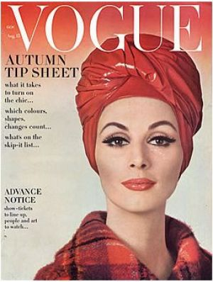 Vintage Vogue magazine covers - wah4mi0ae4yauslife.com - Vintage Vogue August 1962 - Wilhemina.jpg