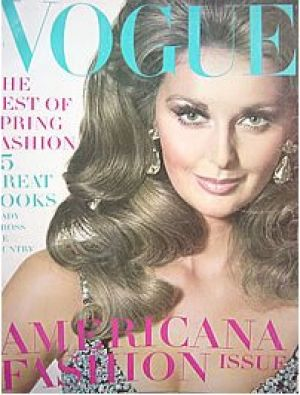 Vintage Vogue magazine covers - mylusciouslife.com - Vintage Vogue February 1967 - Samantha Jones.jpg