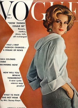 Vintage Vogue magazine covers - wah4mi0ae4yauslife.com - Vintage Vogue January 1962 - Anne de Zogheb.jpg