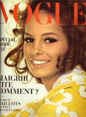 Vintage Vogue magazine covers - mylusciouslife.com - Vintage Vogue Paris May 1968.jpg