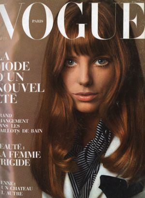 Vintage Vogue magazine covers - mylusciouslife.com - Vintage Vogue Paris May 1969 - Jane Birkin.jpg