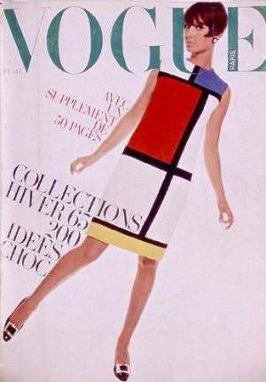Vintage Vogue magazine covers - wah4mi0ae4yauslife.com - Vintage Vogue Paris September 1965.jpg