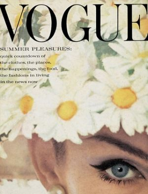 Vintage Vogue magazine covers - mylusciouslife.com - Vintage Vogue UK June 1962.jpg