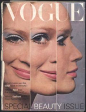 Vintage Vogue magazine covers - mylusciouslife.com - Vintage Vogue UK June 1967 - Celia Hammond.jpg