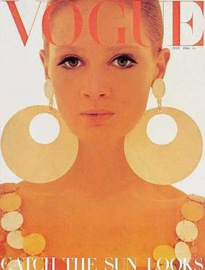 Vintage Vogue magazine covers - wah4mi0ae4yauslife.com - Vintage Vogue UK May 1966.jpg