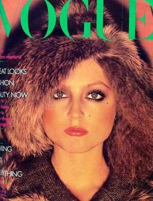 Vintage Vogue magazine covers - mylusciouslife.com - Vintage Vogue UK November 1974.jpg