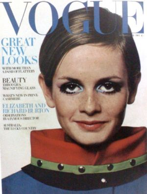 Vintage Vogue magazine covers - mylusciouslife.com - Vintage Vogue cover - Twiggy.jpg