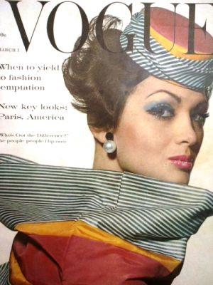 Vintage Vogue magazine covers - mylusciouslife.com - Vintage Vogue covers40.jpg