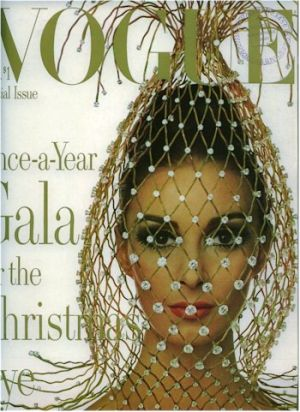 Vintage Vogue magazine covers - mylusciouslife.com - vogue_cover_dec_1965.jpg