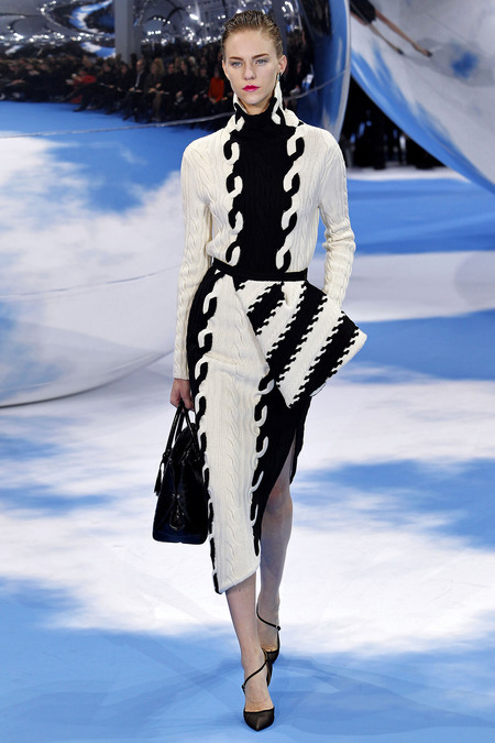 Runway: Christian Dior Fall 2013 RTW collection