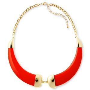 Duro Olowu for JC Penney - Duro Olowu for jcp Faux Horn Collar Necklace.jpg