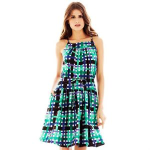 Duro Olowu for JC Penney - Duro Olowu for jcp Plaid Tie-Waist Sundress.jpg