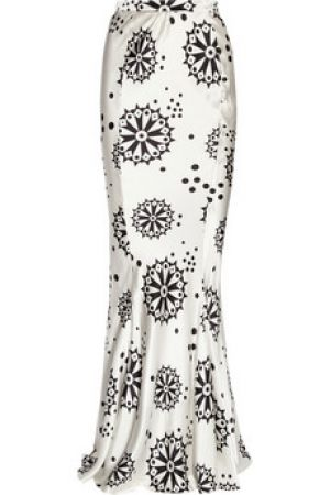 Duro Olowu for JC Penney - Printed silk-satin maxi skirt.jpg