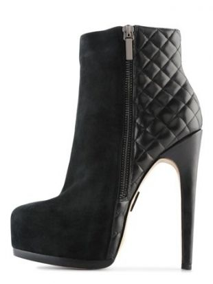 Foot fetish - Madonna Truth or Dare Fall 2012 Shoes quilted boot.jpg