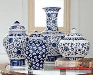 Stylish Home Ginger Jars And Other Ceramics