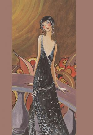 Historical fashion pictures - Flapper fashion - miss fisher illustration.jpg