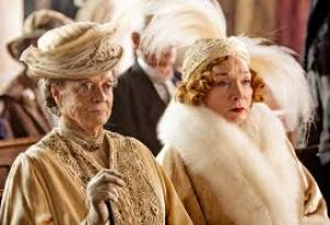 at the wedding - Downton Abbey costumes.jpg