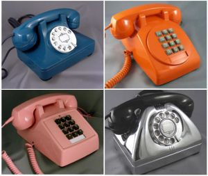 coloured vintage rotary phone pictures - retro phone.jpg