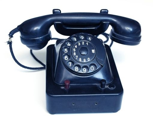 Vintage rotary phone - Antique phone.jpg