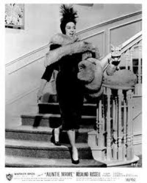 Auntie Mame 1958 on the stairs.jpg