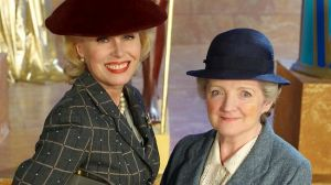 Joanna Lumley in an episode of Agatha Christie Miss Marple.jpg
