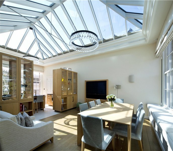 Architecture And Design One Cornwall Terrace London