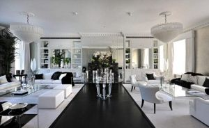 One Cornwall Terrace black and white living space.jpg