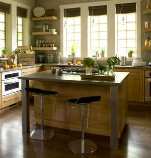 Decorating a kitchen - photos - Kitchen design ideas - luscious kitchen.jpg