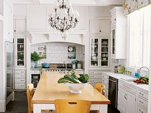Decorating a kitchen - photos - Pictures of kitchens - kitchen reno.jpg
