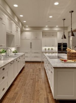 Ideas for a kitchen renovation pictures via Luscious - luxurious kitchens.jpg