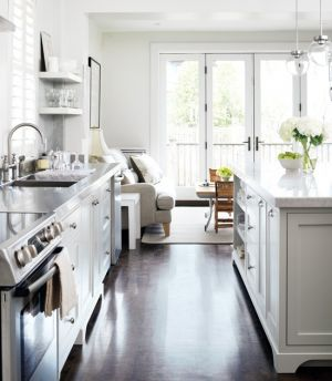 Pictures of kitchens - Style at Home Bright White Kitchen.jpg