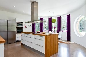 Stylish kitchen cabinet design ideas - luscious kitchen - luxurious kitchens.jpg