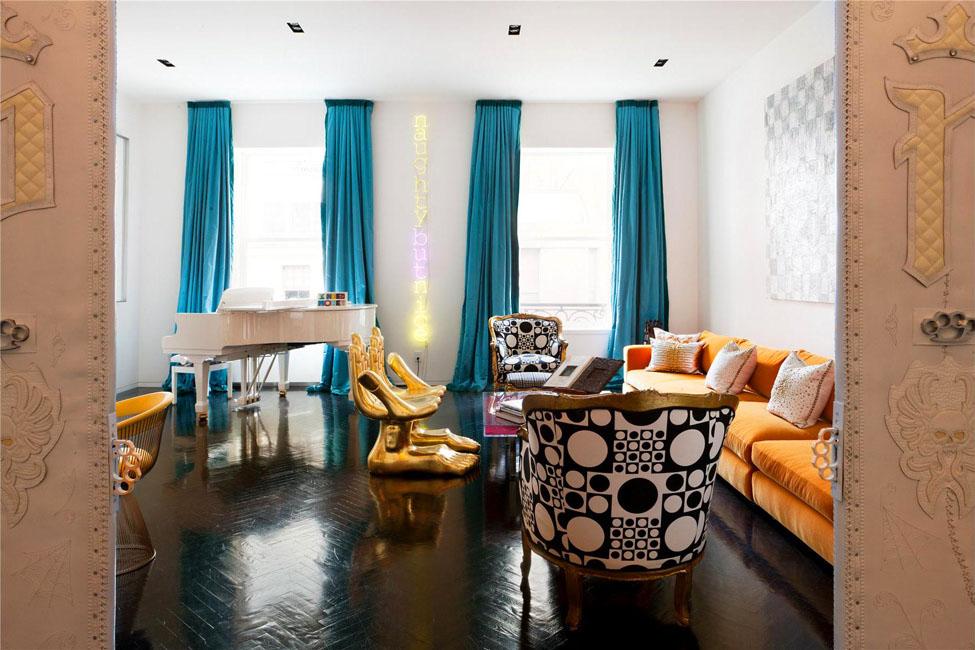 Bedroom Inspiration Yellow