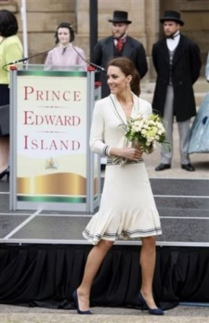 Photo of Kate Middleton style - The Sarah Burton for Alexander McQueen knit dress.jpg