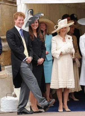 Royal photography - Kate-Middleton with Harry and Camilla.jpg