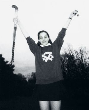 Photos of Kate Middleton Duchess of Cambridge as a teenager - victory.jpg