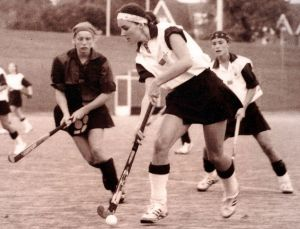 Pictures of Kate Middleton as a child - playing hockey.jpg