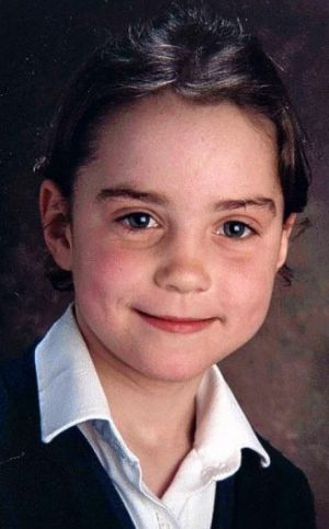 Pictures of Kate Middleton as a little girl - What the royal baby might look like.jpg